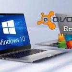 Avast Antivirus Won't Open in Windows 10?