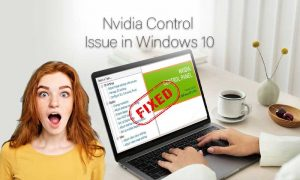Nvidia-control-panel-not-showing-in-windows-10
