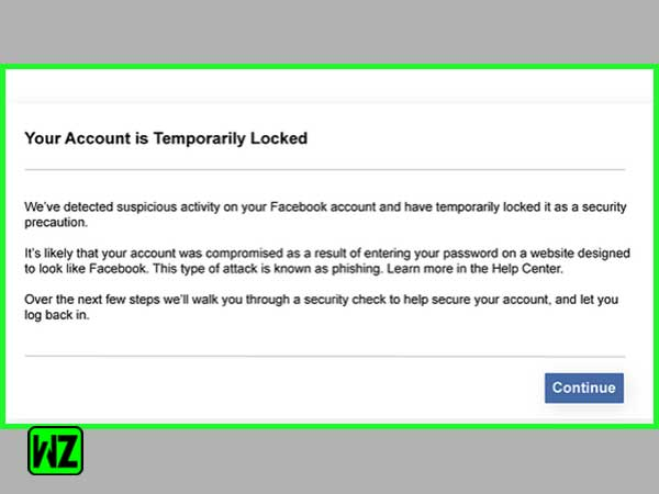 Check if your Account is Locked